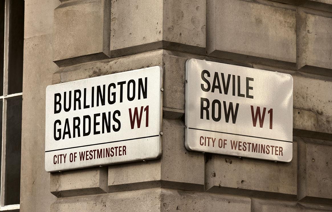 Menswear fashion london tour