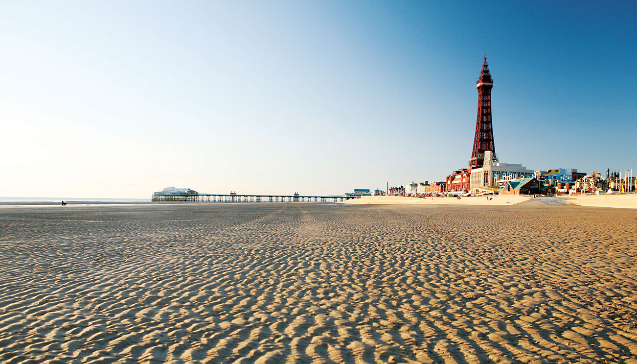 Blackpool guided tour