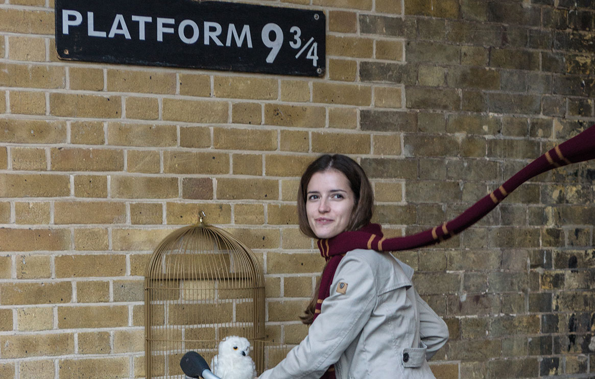 Harry Potter guided tour London