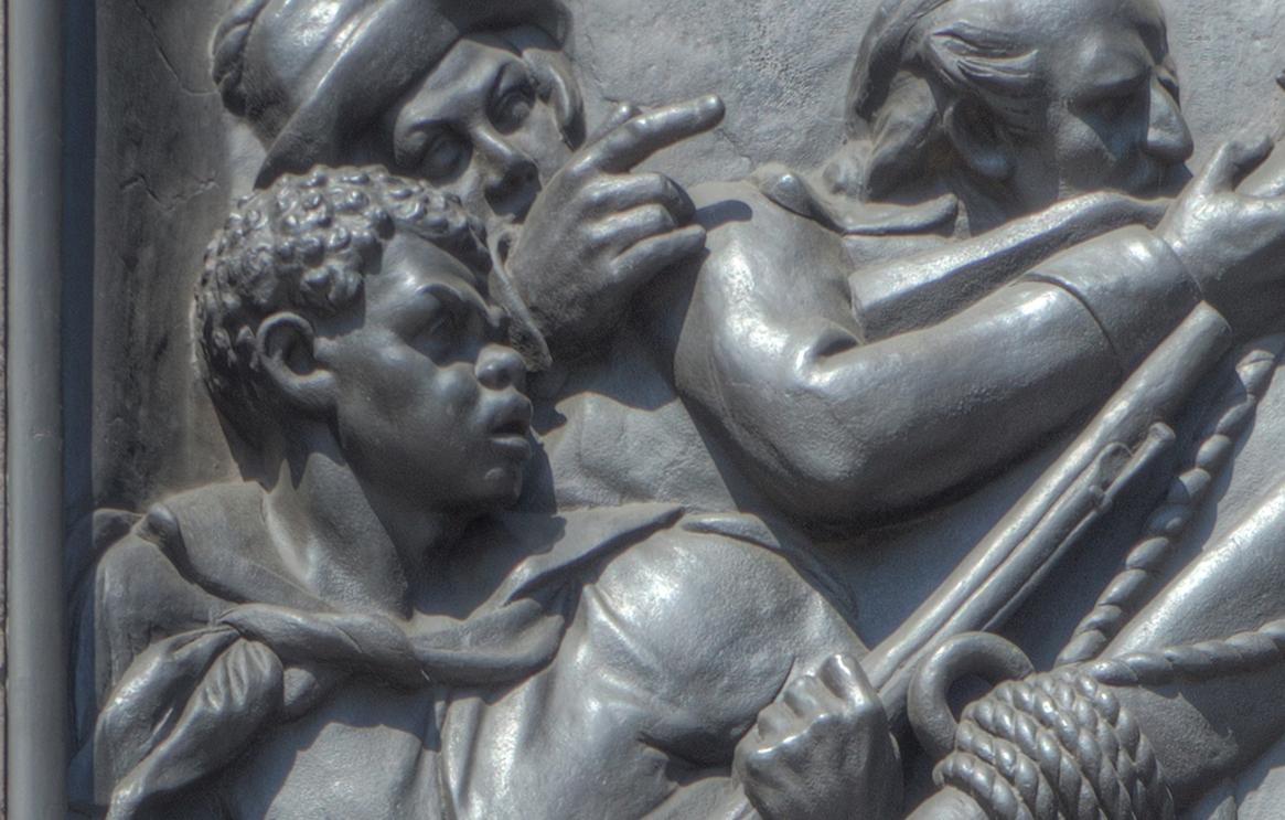 Nelsons Column, Black Britain