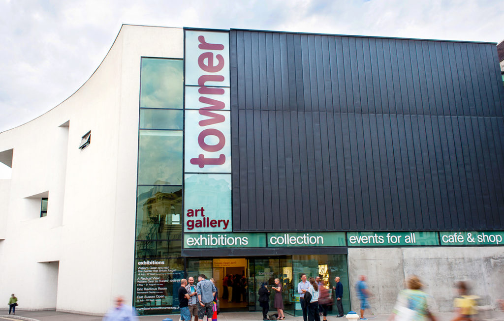 Tower Art Gallery, Eastbourne