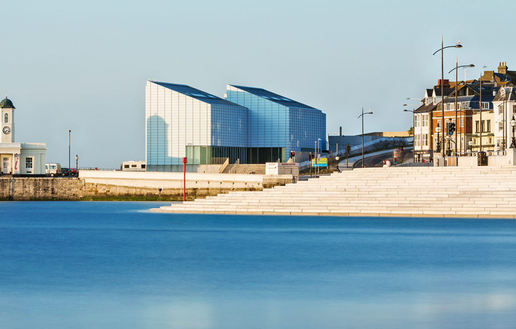Margate and the Turner Gallery