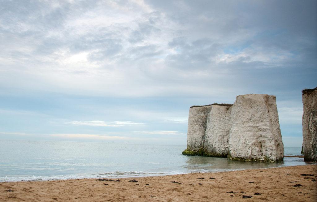 Margate seashore