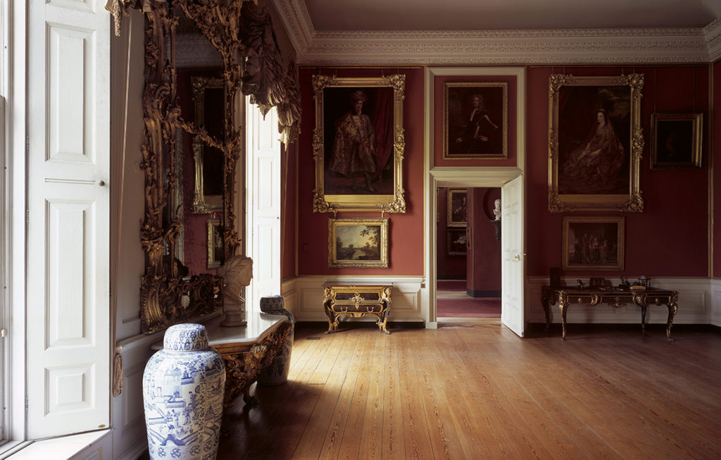 Petworth House, Turner Room