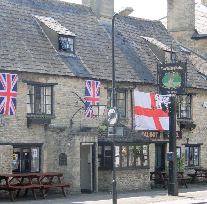 Bampton, Downton Abbey, Cotswolds