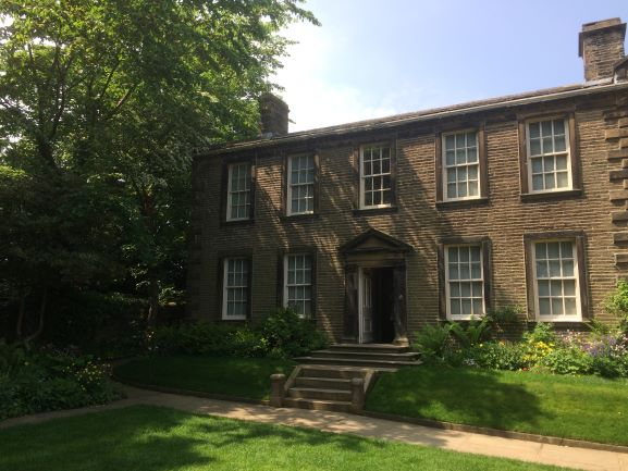 Parsonage Museum, the home of the Brontë sisters