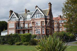 Manor House in Folkestone