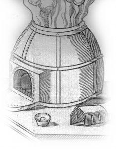 A mint furnace