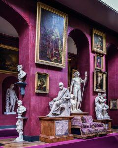 The North Gallery at Petworth House and Park, West Sussex