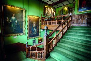 Palace House interior, Beaulieu