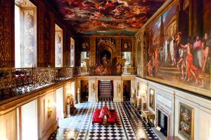 Painted Hall, Chatsworth House