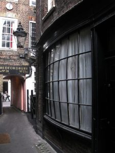 Goodwins Court in London