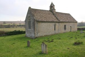 St Oswald's Church, Widford, Oxfordshire