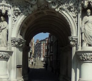 Entrance to Legal London