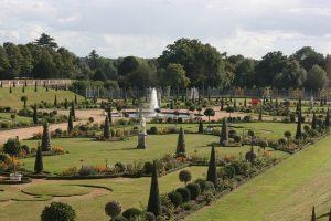 Gardens at Hampton Court Palace
