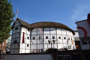 Shakespeare Globe theatre, London