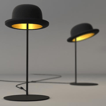 bowler hat lights