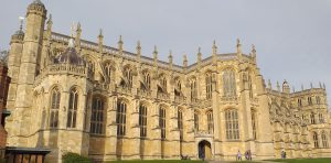 St George's Chapel Windsor